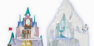 Disney's Frozen Castle and Ice Palace Playset