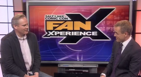 FanX Interview - Gephardt Daily