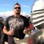 Utah's Own 'Knight In Shining Armor'