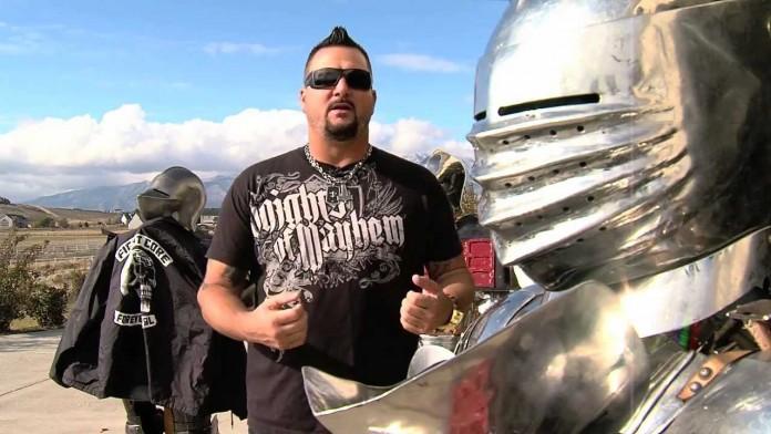 Knight In Shining Armor Charlier Andrews