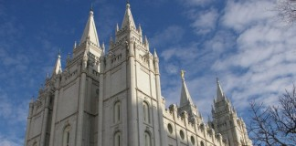 The LDS church