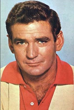 Actor Rod Taylor