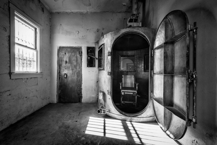Gas Chamber - Gephardt Daily