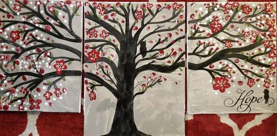 Mariah painting