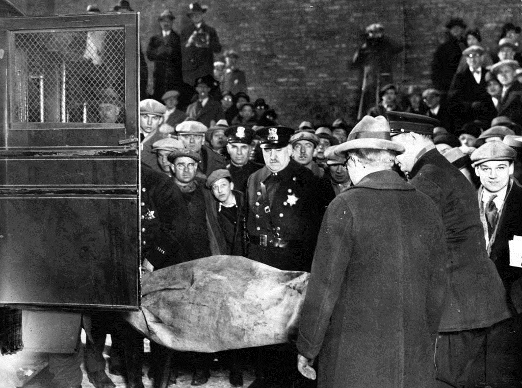 St. Valentines Day Massacre - Gephardt Daily