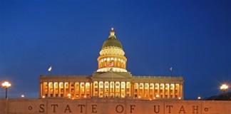 State of Utah Capitol
