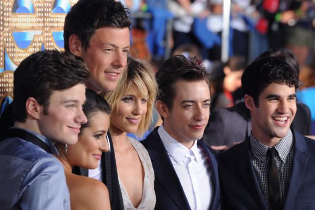 Glee Cast Hookup In Real Life 2018