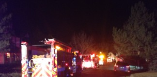 South Jordan Home Engulfed in Flames