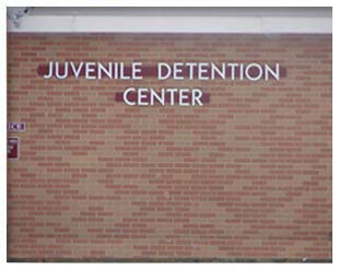 Detention Sign Police: Girl, 12, Trie...