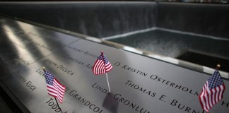 South Tower Memorial 9/11
