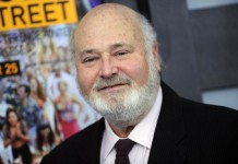 Rob Reiner Premier of Wolf of Wall Street