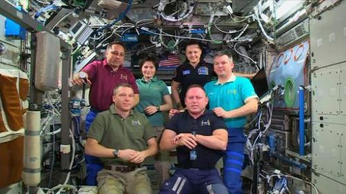 Russia and NASA