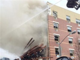 East Village Seven Alarm Fire