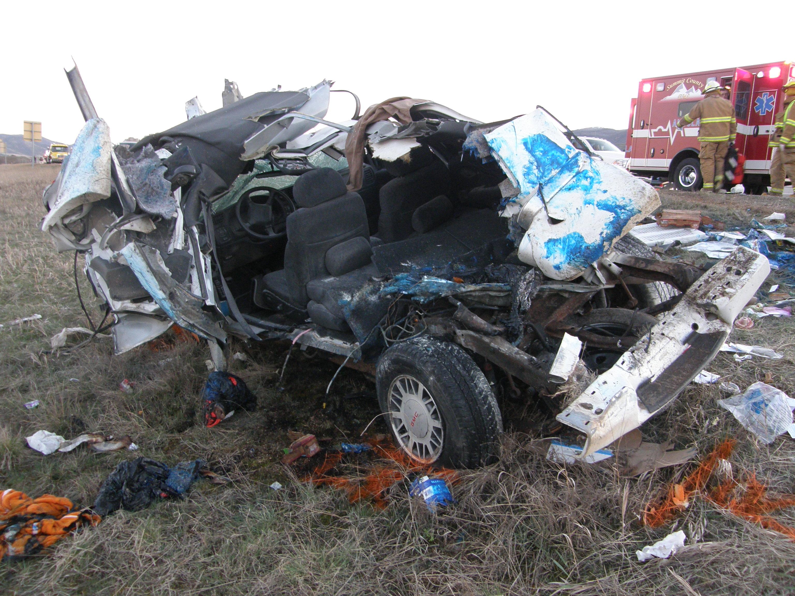 I-80 Crash Claims Life of Utah Man | Gephardt Daily