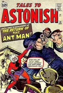 Ant Man Comic