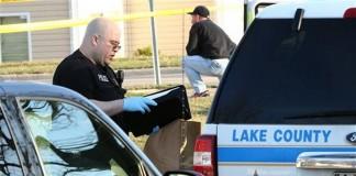 Police Illinois Teen Shooting Zion Lake County