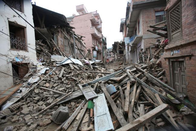 Resultado de imagen para after earthquake