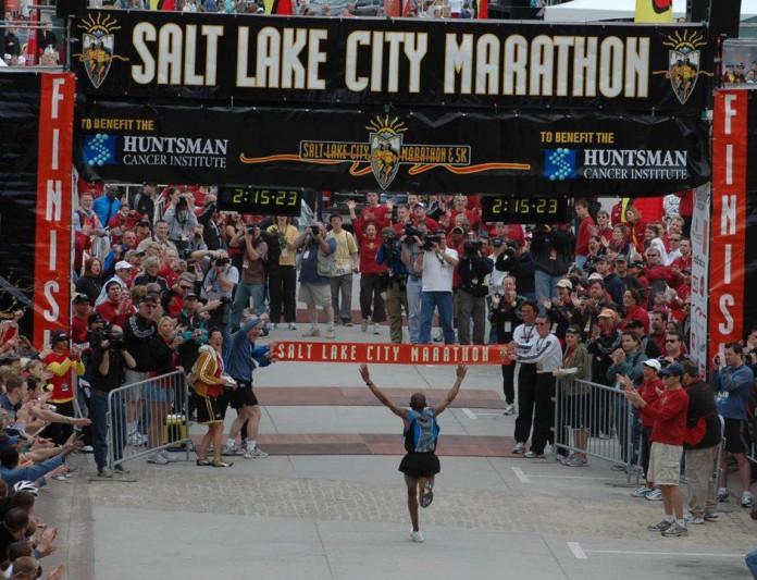 Salt Lake's Marathon