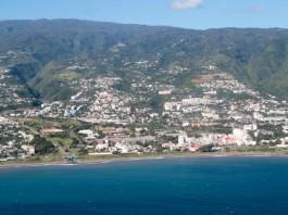 Reunion Island Shark Attack