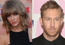 Taylor Swift and Calvin Harris Make it Official