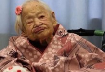 Wold older Living Person Dies at 117