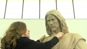 jesus sculptures