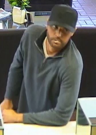 foothill Zions Bank robbery