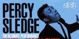 Soul Singer Percy Sledge