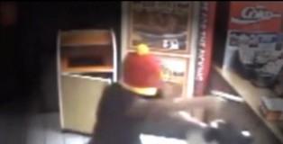 Popeye's Robbery