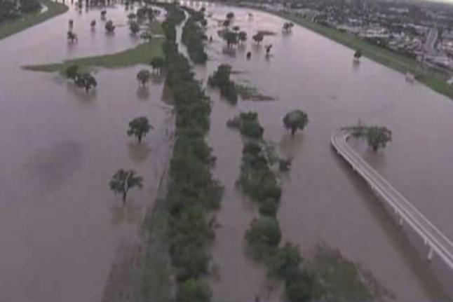 Texas and Oklahoma Flooding