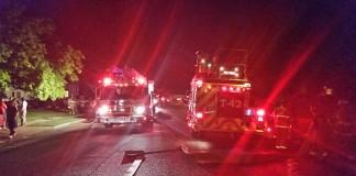 Clinton City Fire Five Dogs Perish