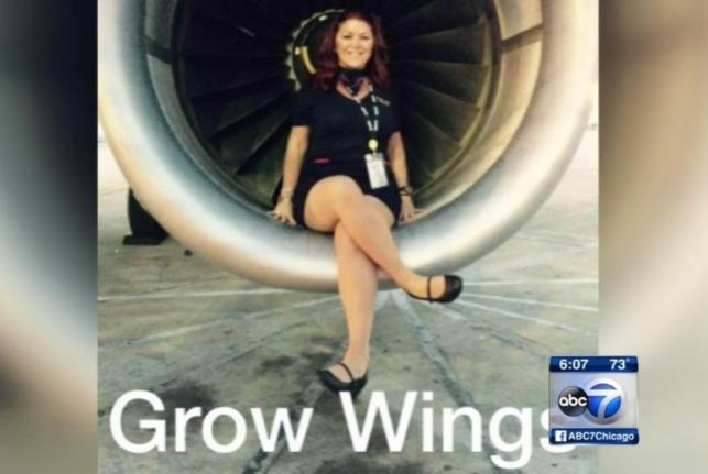 Flight Attendant Violated Policy