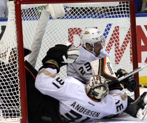 Anaheim Ducks Western Conference finals