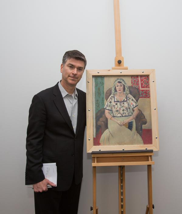 Henri Matisse Seated Woman