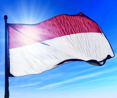 Indonisian Flag