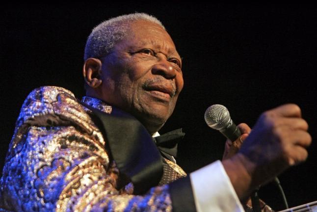 Statements Released Regarding B.B. King's Death