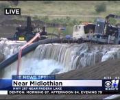 Texas Dam Flooding