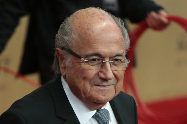 FIFA Re-Elects Sepp Blatter President