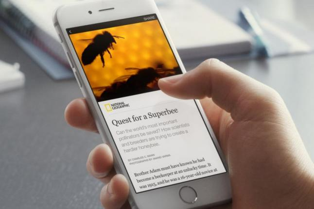 Facebook Publishing News Articles