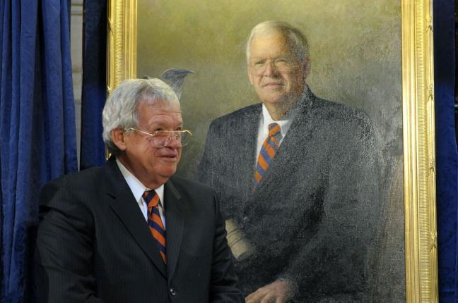 Former Speaker of the U.S. House of Representatives J. Dennis Hastert has been accused of violating banking laws to pay millions of dollars to a former student to cover up past sexual misconduct, unnamed investigators told news media Friday, May 29, 2015. Photo: UPI Photo/Kevin Dietsch | License Photo