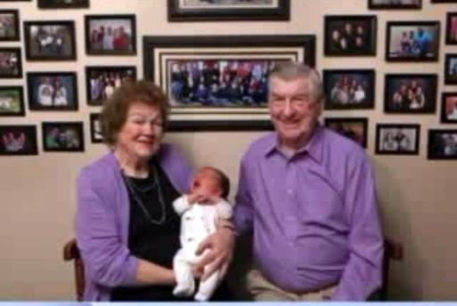 100th Grandchild