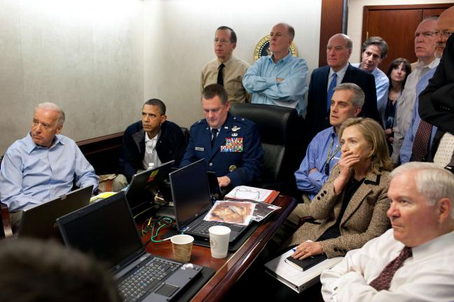 Accuse Obama of Lying About Bin Laden Death