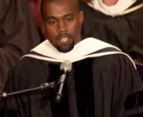 Kanye West Receives Honorary Doctorate