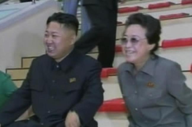 Kim Jong Un Ordered His Aunt Executed