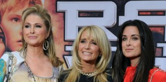 Kim Richards Faces Multiple Charges