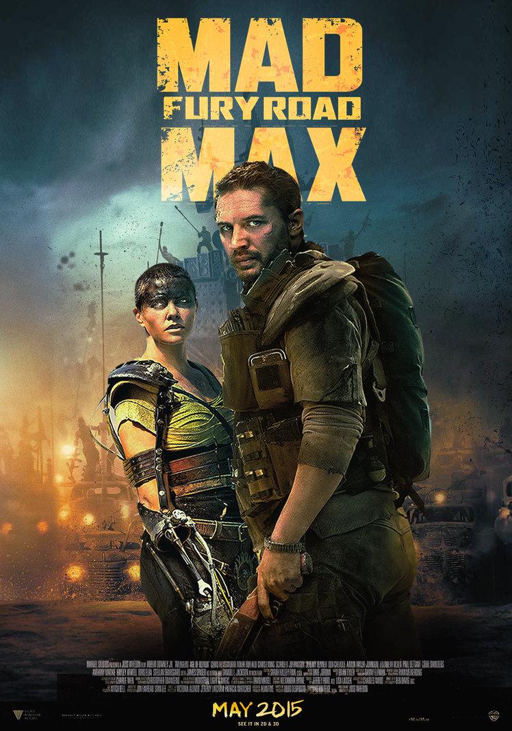 Mad Max ähnliche Filme