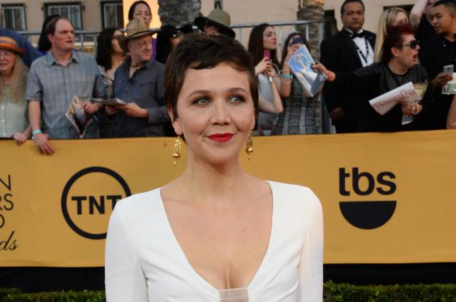 Maggie Gyllenhaal Was Told She Was