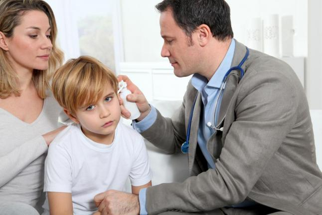 Middle Ear Infection Aided by Anti-Stroke Drug