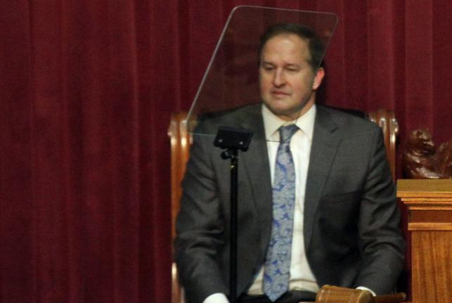 Missouri Speaker John Diehl Apologizes