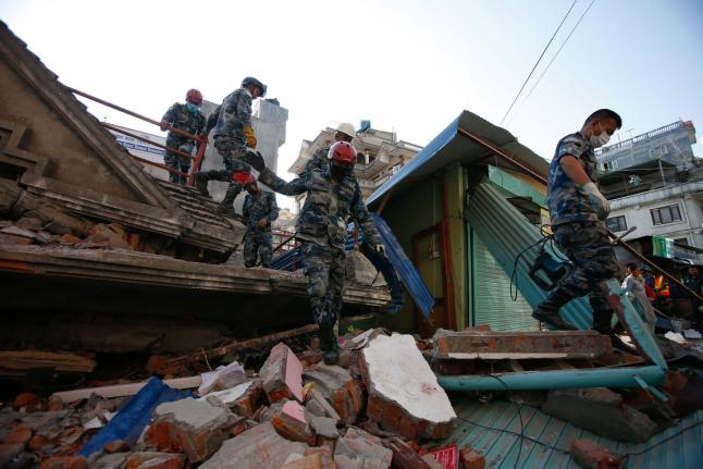 More Tremors for Napal
